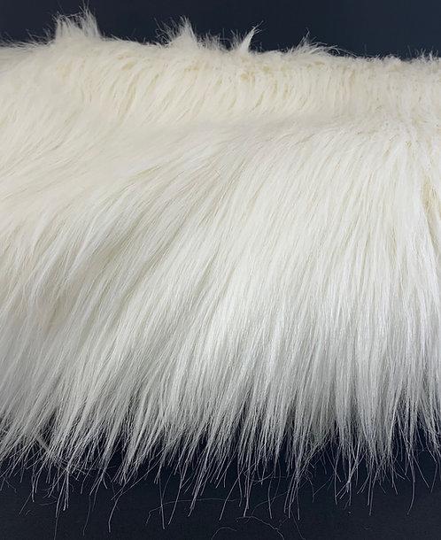 Ivory White Arctic Fox