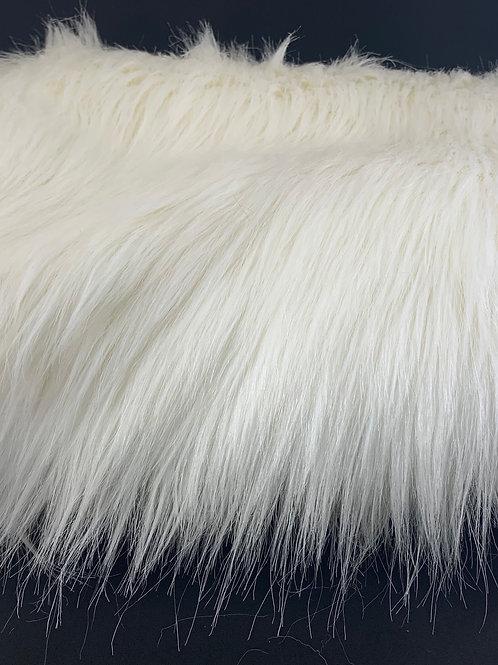 Ivory White Arctic Fox SWATCH