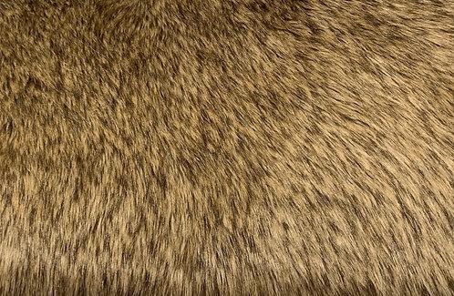 Desert Wolf Faux Fur