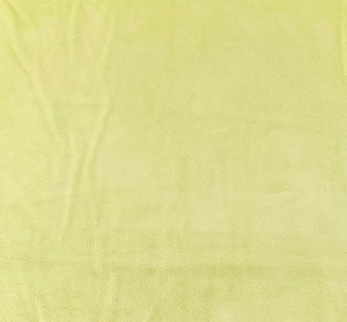 Melon (HF) Minky Cuddle Solid Fabric