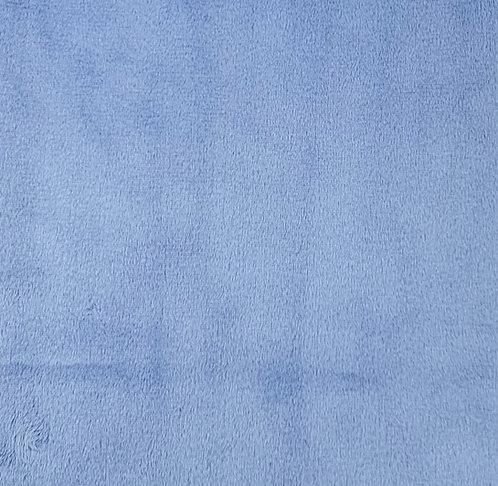 Sky Minky Cuddle Solid Fabric
