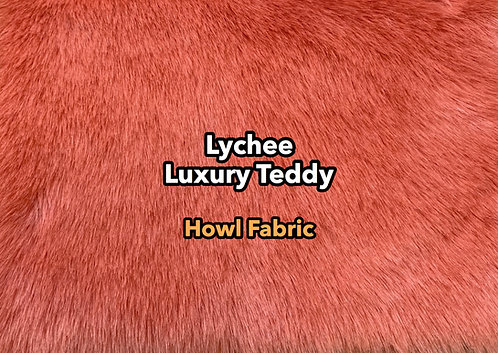 Lychee Luxury Teddy Faux Fur