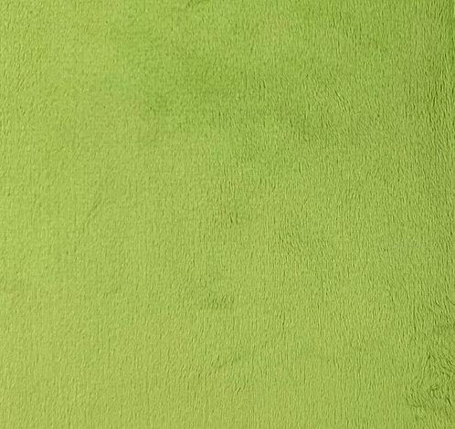 Jade Minky Cuddle Solid Fabric