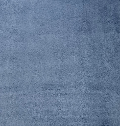 Bluebell Minky Cuddle Solid Fabric