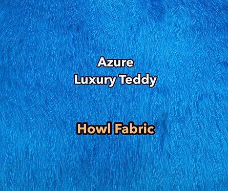 Azure Blue Luxury Teddy SWATCH