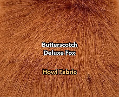 Butterscotch Deluxe Fox Faux Fur PREORDER