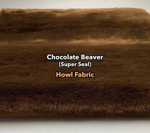 Chocolate Beaver (Super Seal) SWATCH