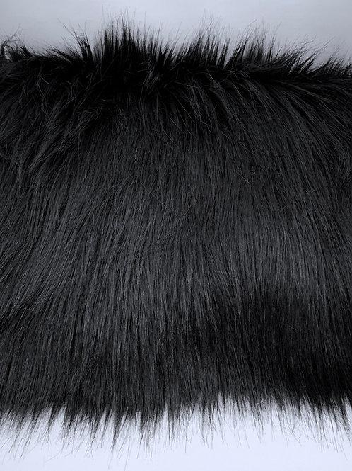 Black Arctic Fox