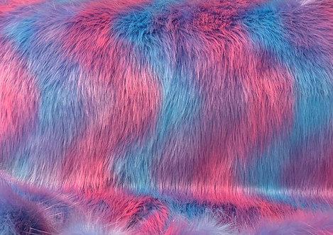 Candyland Wolf Faux Fur