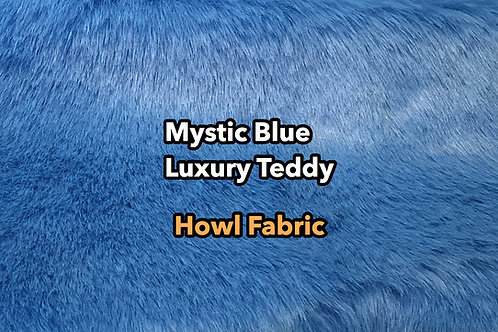 Mystic Blue Luxury Teddy SWATCH