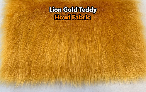 Lion Gold Teddy SWATCH