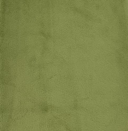 Kiwi Minky Cuddle Solid Fabric