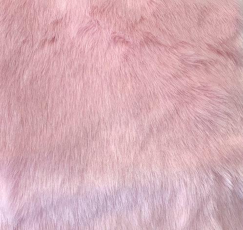 Baby Pink Luxury Teddy Faux Fur