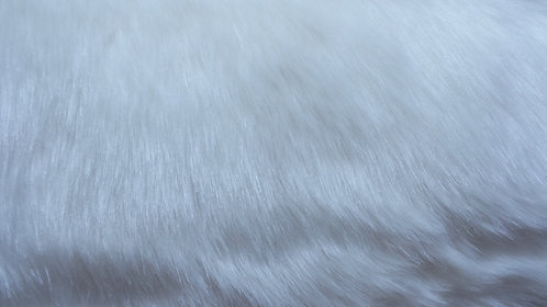 Bright White Luxury Mink SWATCH