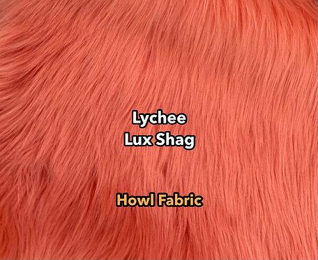 Lychee Luxury Shag Faux Fur