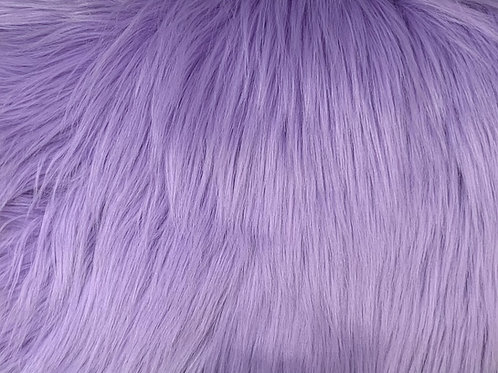 Lavender Luxury Shag SWATCH