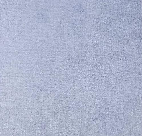Dusty Blue Minky Cuddle Solid Fabric