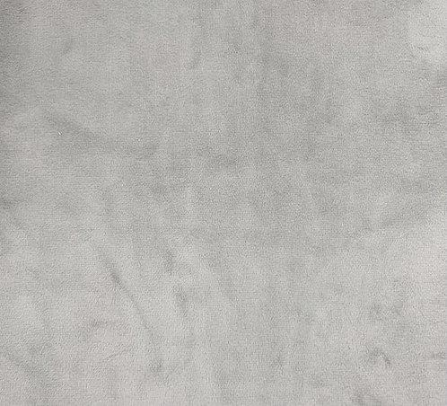 Platinum Minky Cuddle Solid Fabric