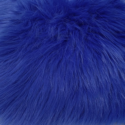 Royal Blue Luxury Shag SWATCH