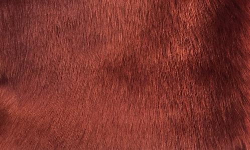 Dark Brick Red Luxury Teddy