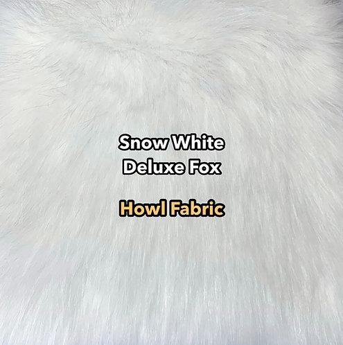 Snow White Deluxe Fox SWATCH