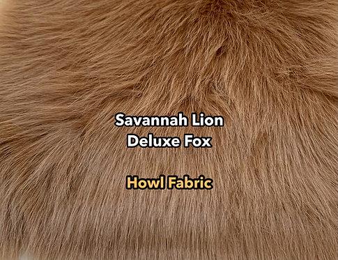 Savannah Lion Deluxe Fox SWATCH