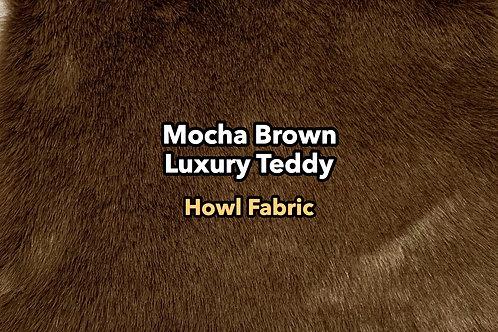 Mocha Brown Luxury Teddy SWATCH