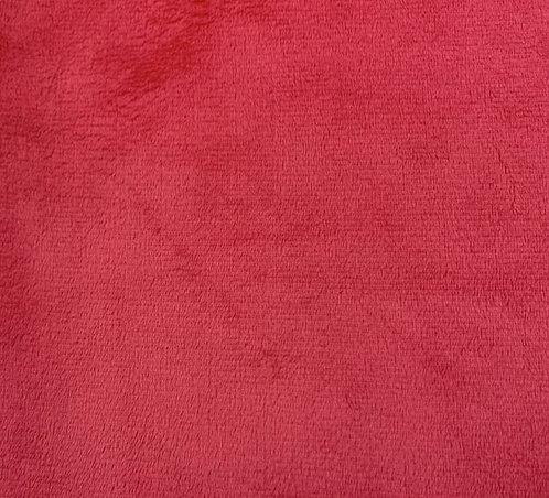 UV Watermelon Minky Cuddle Solid Fabric