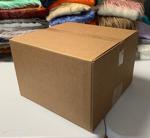 Faux Fur Large Remnant Box (8+ Yards)