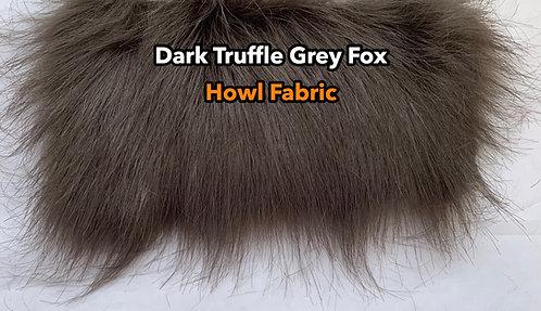 Dark Truffle Grey Arctic Fox SWATCH