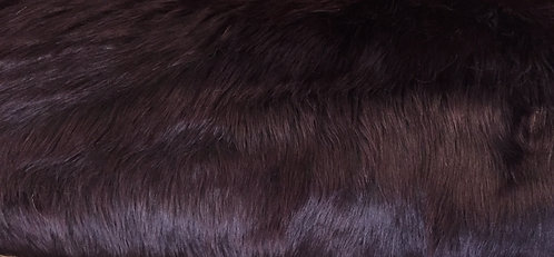Sangria Purple Luxury Shag Faux Fur