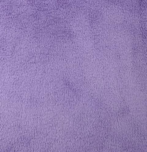 Bellflower Minky Cuddle Solid Fabric