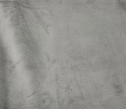 Sterling Minky Cuddle Solid Fabric