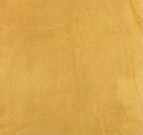 Mango Minky Cuddle Solid Fabric