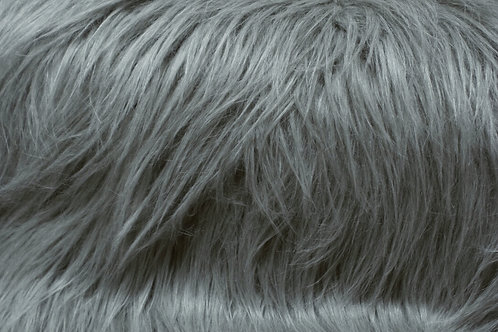 "Ghost Grey Afghan Hound 3"" SWATCH"
