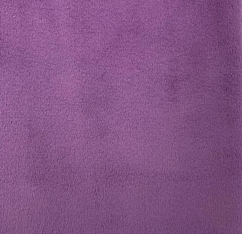 Mauve Minky Cuddle Solid Fabric
