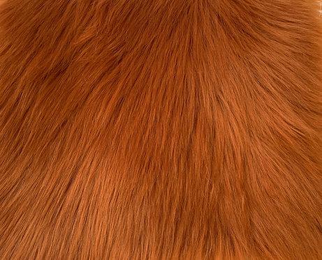 Amber Luxury Shag Faux Fur