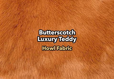 Butterscotch Luxury Teddy Faux Fur