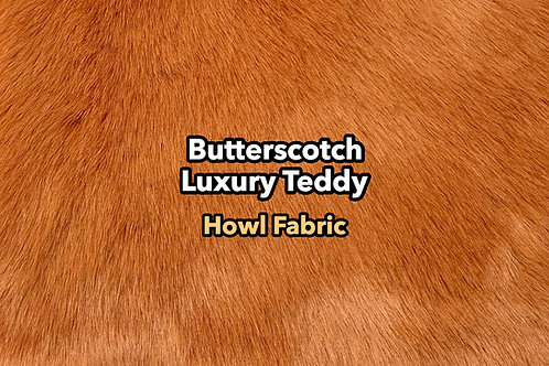 Butterscotch Luxury Teddy SWATCH