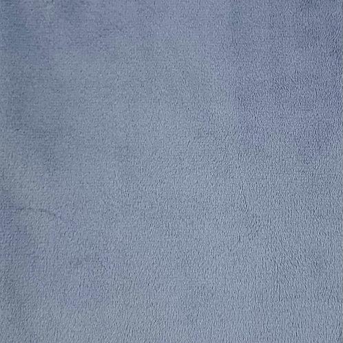 Denim Minky Cuddle Solid Fabric