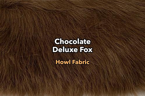 Chocolate Deluxe Fox
