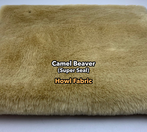 Camel Beaver (Super Seal) SWATCH