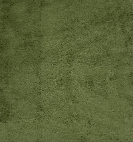 Cactus Minky Cuddle Solid Fabric