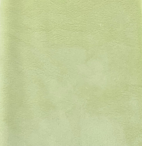 Mint Minky Cuddle Solid Fabric