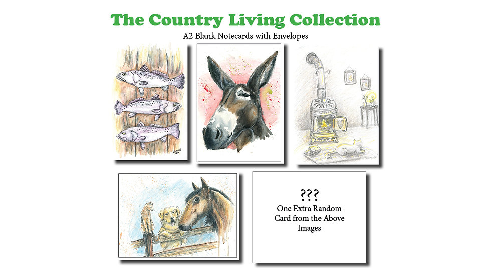 The Country Living Collection