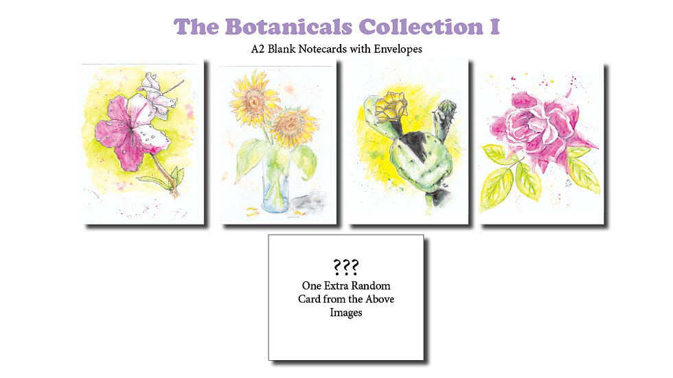 The Botanicals Collection I