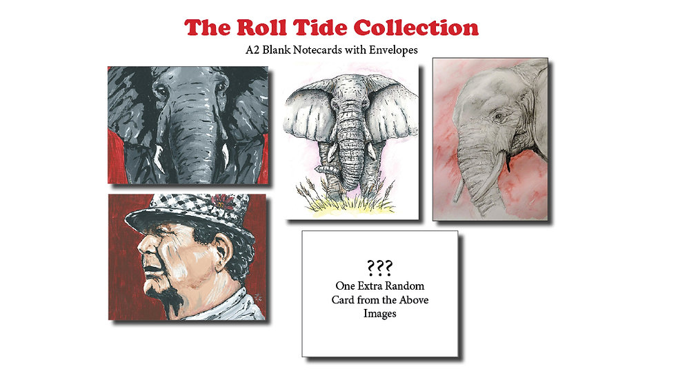 The Roll Tide Collection