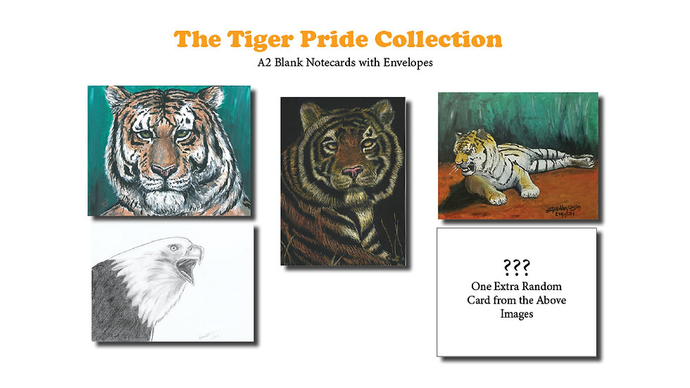 The Tiger Pride Collection