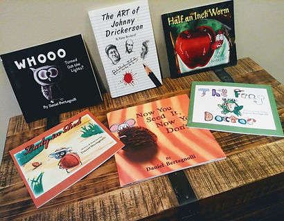 Books written by Daniel Bertagnolli