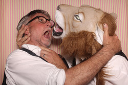 Lion_prop_photo_booth